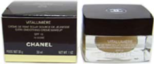 Vitalumiere Satin Smoothing Creme Makeup от Chanel (Шанель)
