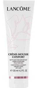 """Lancome Средство для снятия макияжа """"Creme-Mousse Confort"""" 125.0 мл. ."""