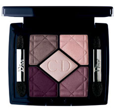 "Christian Dior Тени для век ""5 Couleurs"" 4.0 г. № 046 (цвет: Golden Reflection)."