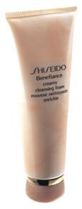 """Shiseido Средство для снятия макияжа """"Shiseido Benefiance Creamy Cleansing Foam"""" 125.0 мл. ."""