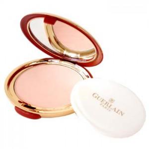 """Guerlain Компактная пудра """"Guerlain Les Voilettes Pressed Powder"""" 7.5 г. № 02 (цвет: Perl)."""