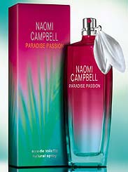 Paradise Passion от Naomi Campbell (Парадайз Пасьон от Наоми Кэмбэлл)