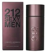 """212 Sexy Men"" 75.0 мл. Дезодорант. ( Carolina  Herrera )"