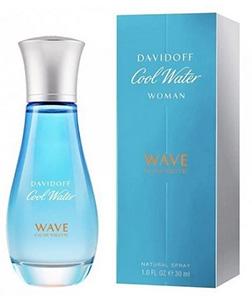 Женский парфюм Cool Water Wave 100.0 мл. Davidoff. Туалетная вода. Кул Уоте Вэйв. ( Davidoff )