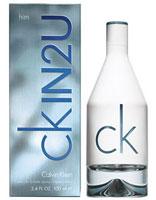 """Klein """"CK IN2U Him"""" 100.0 мл. Туалетная вода."""