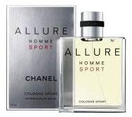 Chanel Мужской парфюм Allure Homme Sport Cologne 100.0 мл. Chanel. Одеколон-тестер. Аллюр хом спорт колон.