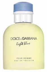 """""""D&G Light Blue Pour Homme"""" 75.0 мл. Дезодорант. ( Dolce & Gabbana )"""