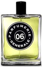 Женский парфюм Parfumerie Generale № 6 L`eau Rare Matale 50.0 мл. Parfumerie Generale. Туалетная вода. Лё Рар Маталь. ( Parfumerie Generale )