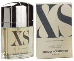 Мужской парфюм XS pour homme 150.0 мл. Paco Rabanne. Дезодорант. Иксэс пур хом. ( Paco Rabanne )