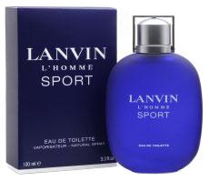 """""""Lanvin L`Homme Sport"""" 30.0 мл. Туалетная вода. ( Lanvin )"""
