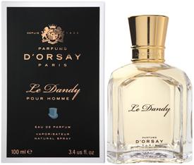 "D`orsay ""Le Dandy"" 50.0 мл. Туалетные духи."
