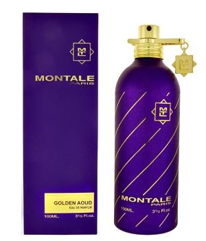 Montale Женский парфюм Golden Aoud 100.0 мл. Montale. Туалетные духи.