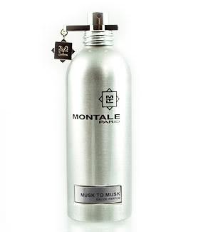 "Montale ""Musk to Musk"" 100.0 мл. Туалетные духи."