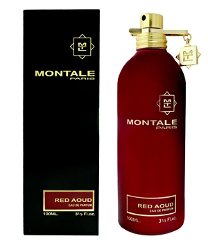 Женский парфюм Red Aoud 50.0 мл. Montale. Туалетные духи. ( Montale )