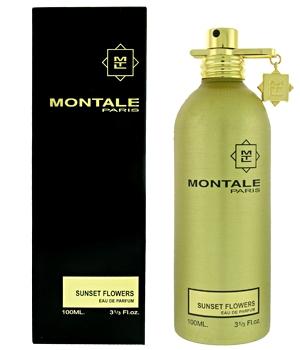 "Montale ""Sunset Flowers"" 50.0 мл. Туалетные духи."