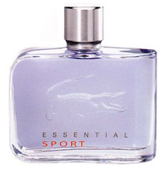 "Essential ""Lacoste Essential Sport"" 125.0 мл. Туалетная вода."