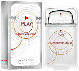 Givenchy Play Summer Vibrations от Givenchy (Живанши)