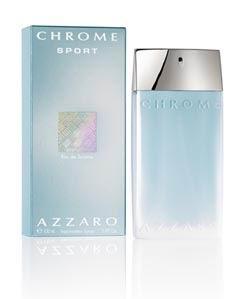 "Chrome ""Azzaro Chrome Sport"" 50.0 мл. Туалетная вода."