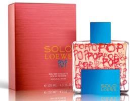 Loewe Мужской парфюм Solo Loewe Pop 125.0 мл. Loewe. Туалетная вода - тестер.