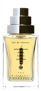 Sel de Vetiver от The Different Company (Сэль дэ ветивер от Дифферент Компани)