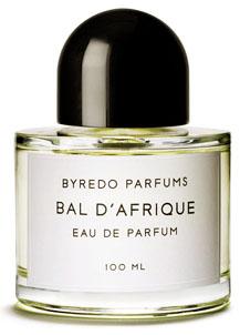 "Byredo ""Bal d`Afrique"" 50.0 мл. Туалетные духи."