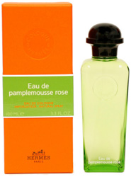 Hermes Мужской парфюм Eau de Pamplemousse Rose 100.0 мл. Hermes. Одеколон-тестер.
