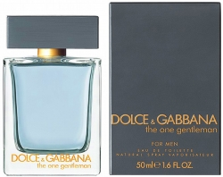 The One Gentleman от Dolce & Gabbana (Дольче энд Габбана)