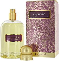 Женский парфюм Fragonard Capucine 100.0 мл. Fragonard. Туалетная вода. Фрагонар Капуцин. ( Fragonard )