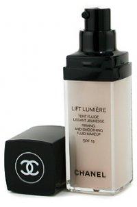 """Chanel Тональный крем """"Lift Lumiere Fluid"""" 30.0 мл. № 20 (цвет: Clair)."""