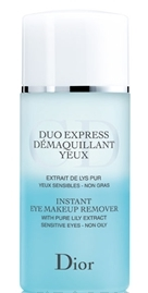 Dior Duo Express Demaquillant Yeux от Christian Dior (Кристиан Диор)