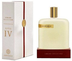 Amouage Library Collection Opus IV от Amouage (Амуаж Либрари Колекшн Опус IV от Амуаж)