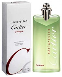 "Cartier ""Declaration Cologne"" 100.0 мл. Туалетная вода - тестер."