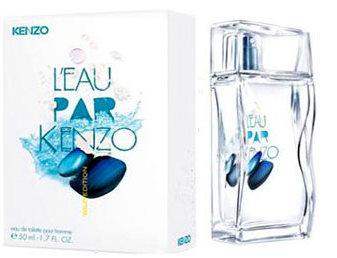 """Kenzo """"L`Eau par Kenzo Pour Homme Wild Edition"""" 50.0 мл. Туалетная вода - тестер."""