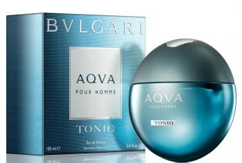 "Bvlgari ""Aqva Pour Homme Toniq"" 50.0 мл. Туалетная вода."