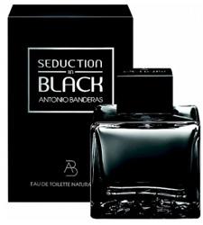 "Antonio ""Seduction in Black"" 50.0 мл. Туалетная вода."