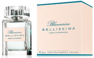 "Blumarine ""Bellissima Acqua di Primavera"" 50.0 мл. Туалетная вода."