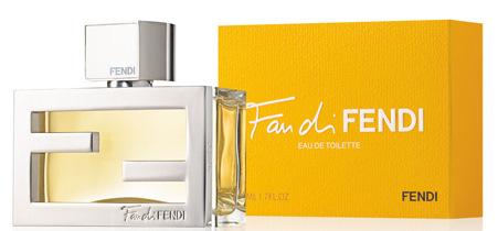 "Fendi ""Fan di Fendi Eau de Toilette"" 30.0 мл. Туалетная вода."