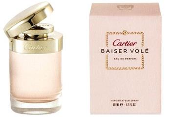 """Cartier """"Cartier Baiser Vole"""" 30.0 мл. Туалетные духи."""