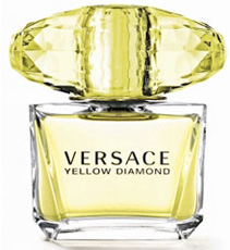 Женский парфюм Yellow Diamond 5.0 мл. Versace. Миниатюра-туалетная вода. Йеллоу Даймонд. ( Versace )
