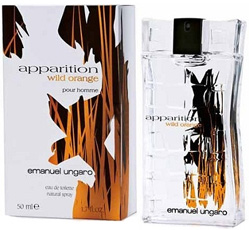 "Orange ""Apparition Wild Orange pour homme"" 50.0 мл. Туалетная вода."