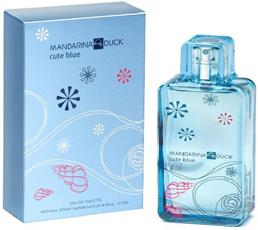Женский парфюм Mandarina Duck Cute Blue 100.0 мл. Mandarina Duck. Туалетная вода. Мандарина Дак Кут Блю. ( Mandarina Duck )