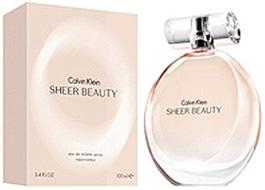 Женский парфюм Calvin Klein Sheer Beauty 30.0 мл. Calvin Klein. Туалетная вода. Шир Бьюти . ( Calvin Klein )