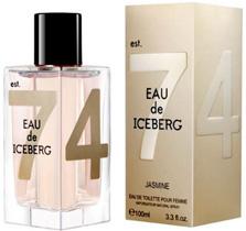 Женский парфюм Eau de Iceberg 74 Jasmine 100.0 мл. Iceberg. Туалетная вода. О де айсберг Жасмин. ( Iceberg )