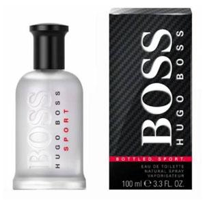 """""""Boss Bottled Sport"""" 100.0 мл. Туалетная вода. ( Hugo Boss )"""