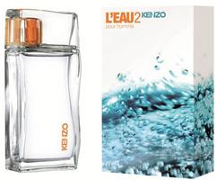 """Kenzo """"L`Eau 2 Kenzo pour Homme"""" 50.0 мл. Туалетная вода."""