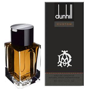 "Dunhill ""Dunhill Custom"" 100.0 мл. Туалетная вода."