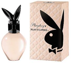 Женский парфюм Play it Lovely 30.0 мл. Playboy. Туалетная вода. Плей ит Лавли. ( Playboy )