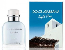 D&G Light Blue Living Stromboli от Dolce & Gabbana (Лайт Блю ливинг Стромболи от Дольче энд Габбана)