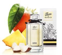 Женский парфюм Flora by Gucci Glorious Mandarin 100.0 мл. Gucci. Туалетная вода. Флора Бай Гуччи Глориус Мандарин. ( Gucci )