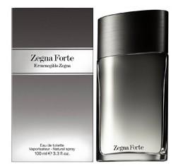 "Zegna ""Zegna Forte"" 100.0 мл. Туалетная вода."